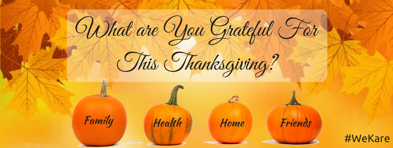 Can We Be Thankful for Thanksgiving?
